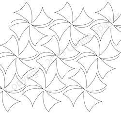Hidden Pinwheels